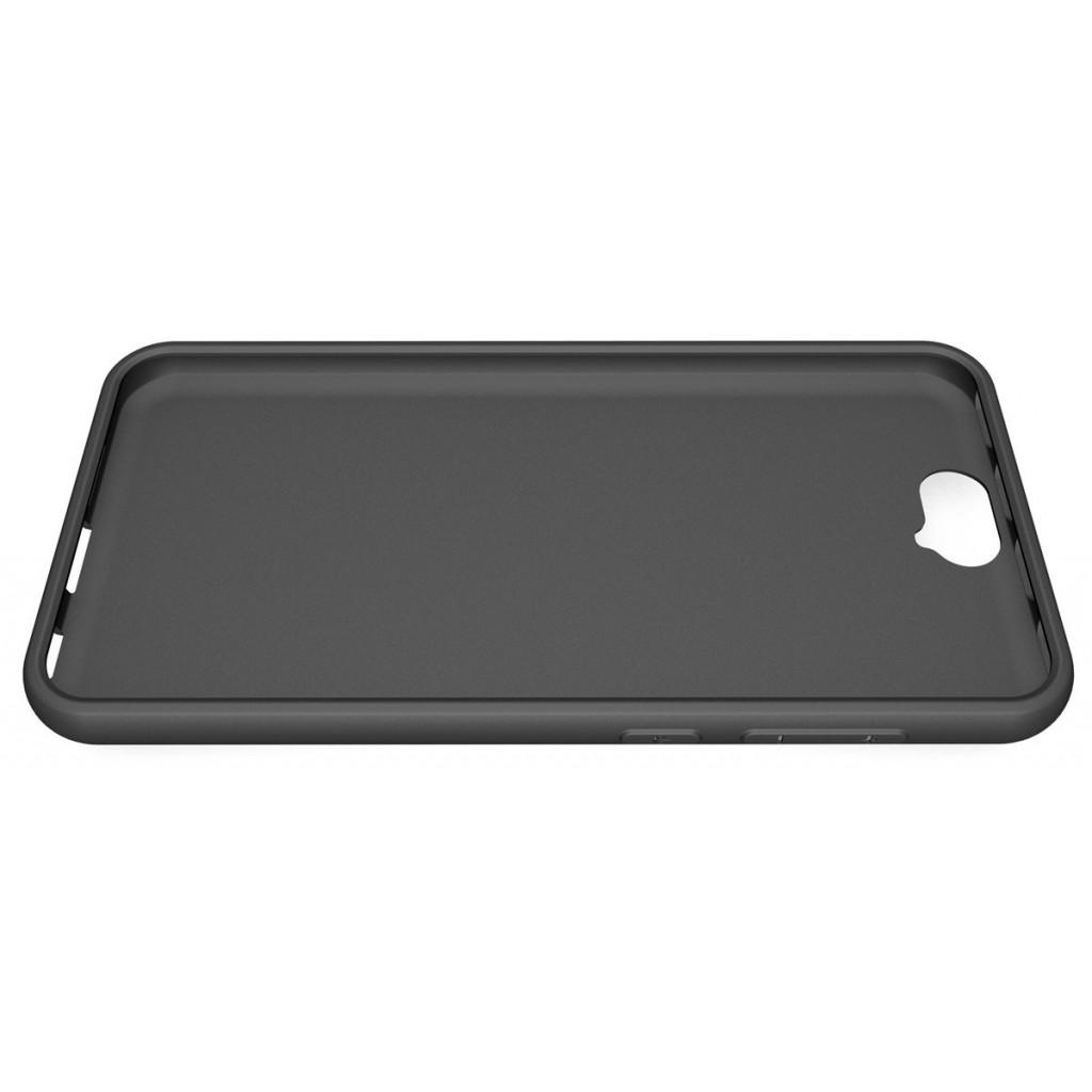 كفر اتش تي سي ون ايه 9 HTC One A9 ماركة توديا TUDIA مرن بالكامل - رمادي
