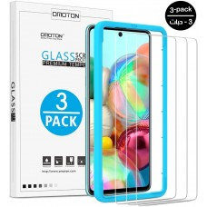 واقي شاشة زجاجي جالكسي ايه 71 Galaxy A71...