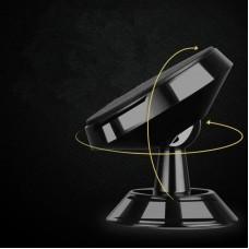 قاعدة مغناطيسية لطبلون السيارة أو الطاولة لتثبيت الجوال - اسود