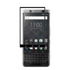 واقي شاشه زجاجي -استكر زجاج- بلاك بيري كي ون BlackBerry KEYone ماركة سوبر شيلدز Supershieldz وضوح عالي مقاوم التبقع - حبتين