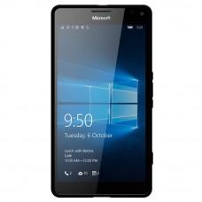 كفر ميكروسوفت لوميا 950 اكس ال Microsoft Lumia 950 XL ماركة أمزر AMZER مرن بالكامل - اسود