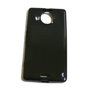 كفر ميكروسوفت لوميا 950 اكس ال Microsoft Lumia 950 XL ماركة إل كيه LK  مرن بالكامل - اسود
