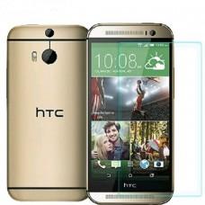 واقي شاشه زجاجي -استكر زجاج- اتش تي سي ون ام 8 HTC One M8 ماركة نيلكين Nillkin وضوح عالي مقاوم التبقع
