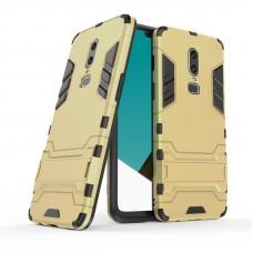 كفر ون بلس 6 OnePlus 6 كفر متين بغطاء خل...