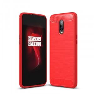 كفر ون بلس 7 / ون بلس 6 تي OnePlus 7 / OnePlus 6T مرن بالكامل - احمر