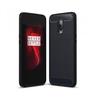 كفر ون بلس 7 / ون بلس 6 تي OnePlus 7 / OnePlus 6T مرن بالكامل - كحلي