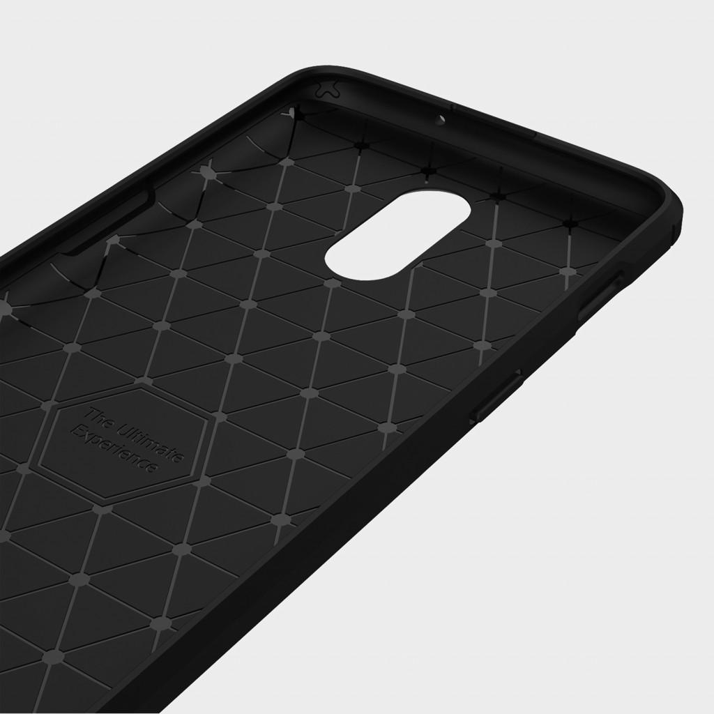 كفر ون بلس 7 برو OnePlus 7 Pro مرن بالكامل - اسود