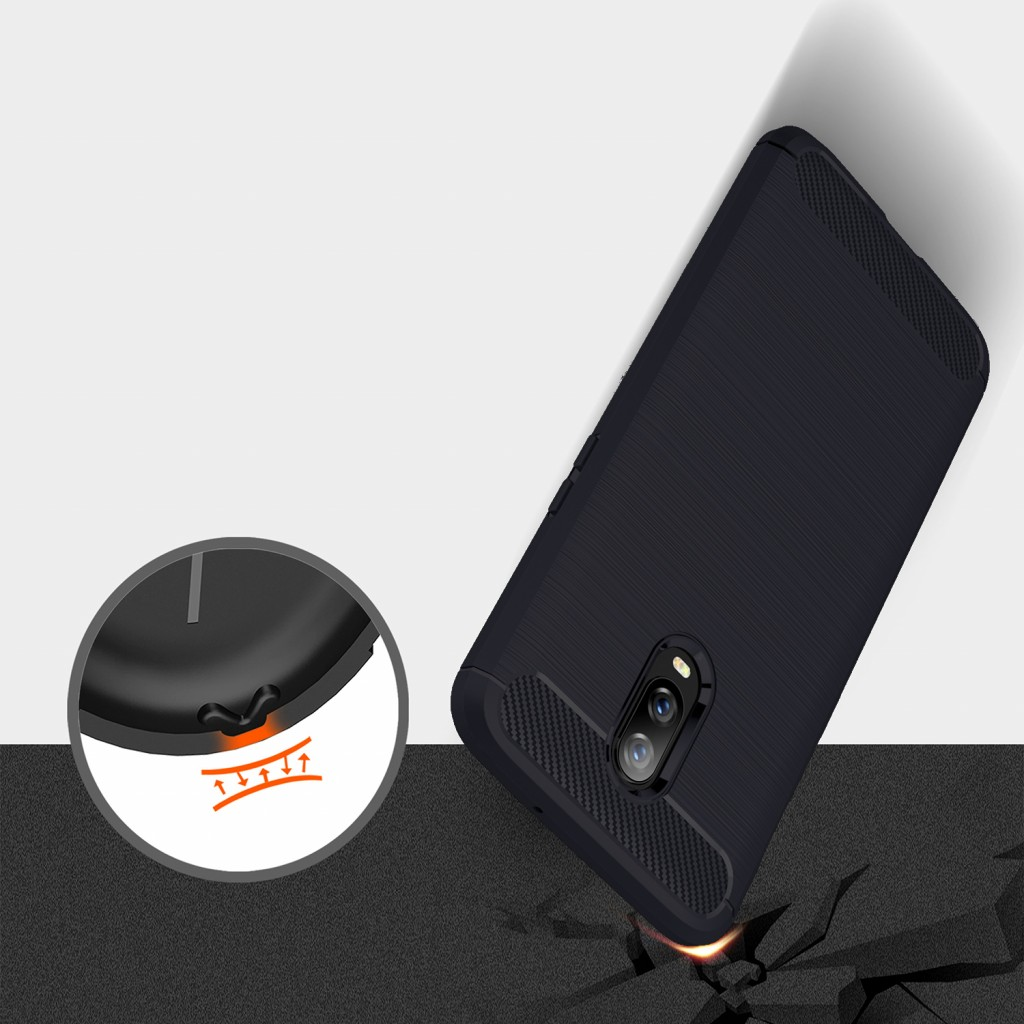كفر ون بلس 7 برو OnePlus 7 Pro مرن بالكامل - كحلي
