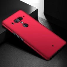 كفر اتش تي سي يو 12 بلس HTC U12 Plus ماركة انسير Anccer رفيع صلب بالكامل - احمر