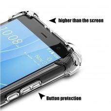 كفر اتش تي سي يو 12 بلس HTC U12 Plus مرن بالكامل - شفاف